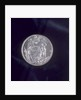 Medal of the Battle of Louisbourg - back showing globe. by T. Pingo