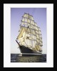 Russian four-masted barque 'Sedov' off Falmouth at the start of the Funchal 500 Tall Ships regatta, 2008 by Richard Sibley