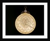 Astrolabe: mounted obverse by Erasmus Habermel