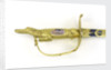 Presentation sword by Rundell & Bridge
