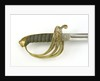 Hilt of sword, Royal Marines by Henry Wilkinson