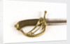 Royal Marines sword by unknown