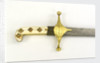 Hilt of scimitar by unknown