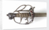 British Army Horseguards sword by unknown
