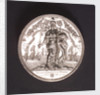 Medal commemorating the Peace of Breda, 1667; reverse by C. Adolfszoon