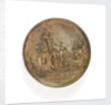 Medal commemorating the creation of the Baltic fleet, 1703; reverse by T. Iwanov