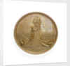 Medal commemorating Admiral Sir Samuel Greig; reverse by C. Leberecht