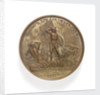Medal commemorating the action of the brig 'Mercury', 1829; reverse by P.A. Klepikov
