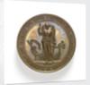 Medal commemorating Admiral Krusenstern; reverse by W. Baranov