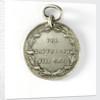 Naval reward medal; reverse by C.G. Fehrman