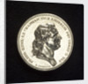 Medal commemorating Admiral Frederick Henry Chapman (1721-1808); obverse by C.M. Frumerie