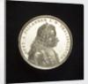 Medal commemorating Admiral Gustavus af Psilander (1669-1738); obverse by G.A. Enegren
