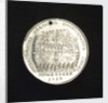 Naval reward medal commemorating the Victory off the Åland Islands, 1714 by unknown