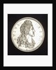 Medal commemorating James the Elder Pretender (1688-1766); obverse by N. Roettier