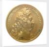 Naval reward medal; obverse by J. Mauger