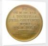Medal commemorating Admiral Anne Hilarion de Contentin, Comte de Tourville (1642-1701); reverse by J.A. Pingret