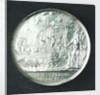 Medal commemorating the Battle of Lowestoft, 1665; reverse by J. Roettier