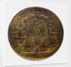 Medal commemorating Admiral Edward Vernon (1684-1757) and the capture of Porto Bello, 1739; reverse by unknown