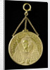 Medal commemorating the success of Queen Elizabeth; obverse by unknown