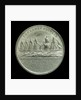 Medal commemorating the SS 'Great Britain'; obverse by unknown