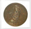 Medal commemorating Captain James Cook (1728-1779); obverse by unknown