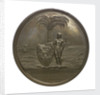 Medal commemorating the defence of Acre, 1799 and Sir William Sidney Smith (1764-1840); reverse by J.G. Hancock
