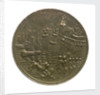 Medal commemorating the action off Toulon, 1744; obverse by unknown