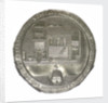 Counter commemorating Sheerness dockyard, 1823; obverse by unknown