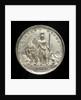 Counter commemorating Queen Victoria; reverse by Allen & Moore