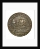Medalet commemorating Save the 'Victory' Fund; obverse by unknown