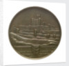 Medal commemorating Arthur Wellesley, 1st Duke of Wellington (1769-1852) and the Cinque Ports banquet, 1839; reverse by B. Wyon