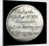 HMS 'Venerable'; obverse by unknown
