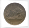 Medal commemorating the centenary of the capture of Trinidad, 1797 and Sir Ralph Abercromby (1734-1801); reverse by unknown