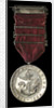 Medal commemorating HMS 'Argonaut', China Station; reverse by unknown
