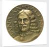 Medal commemorating Admiral Jan van Galen (1604-1653); obverse by J. van der Goor