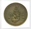 Medal commemorating Admiral Witte Corneliszoon de With (1599-1651); reverse by J.J. van der Goor