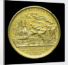 Medal commemorating the capture of HMS 'Peacock', 1813; reverse by Moritz Furst