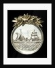 Medal commemorating the voyage of the 'Meteor', survey ship, 1925-1927; obverse by Bavarian Mint
