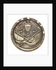 Medal commemorating the 150th anniversary of the battle of New Orleans, 1965; obverse by Angela Gregory