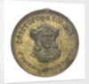 Medal commemorating Christopher Columbus (1451-1506) and the discovery of America, 1492; obverse by unknown
