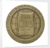 Medal commemorating Keppler symposium, 1971; reverse by unknown