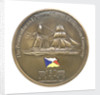 Medal commemorating the P&O Steam Navigation Company - 150th anniversary, 1987; obverse by unknown
