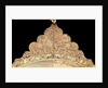 Astrolabe: detail of throne reverse by Muhammad Muqim al-Yazdi
