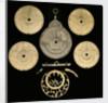 Astrolabe: dismounted reverse by Hajji 'Ali