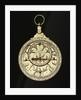 Astrolabe: mounted obverse by Muhammad ibn Ahmad al-Battuti