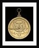 Astrolabe: mounted obverse by Georgius Hartmann