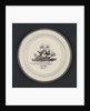 Creamware plate by John Phillips & Co.