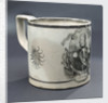 Earthenware mug by unknown