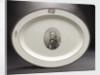 Creamware dish by Worthington