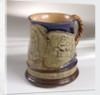 Trafalgar centenary commemorative mug by Doulton & Co. Ltd.